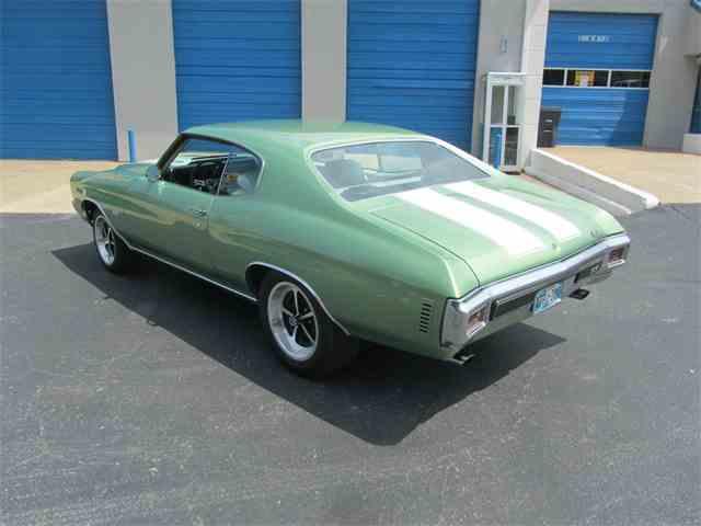 1970 Chevrolet Chevelle | 1000054