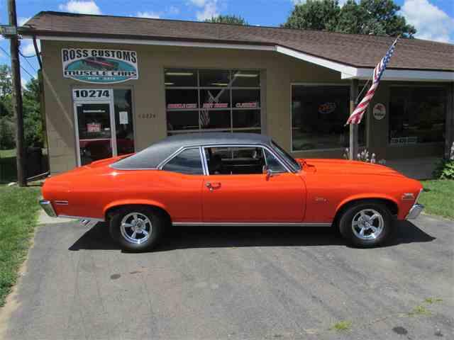 1972 Chevrolet Nova | 1005404