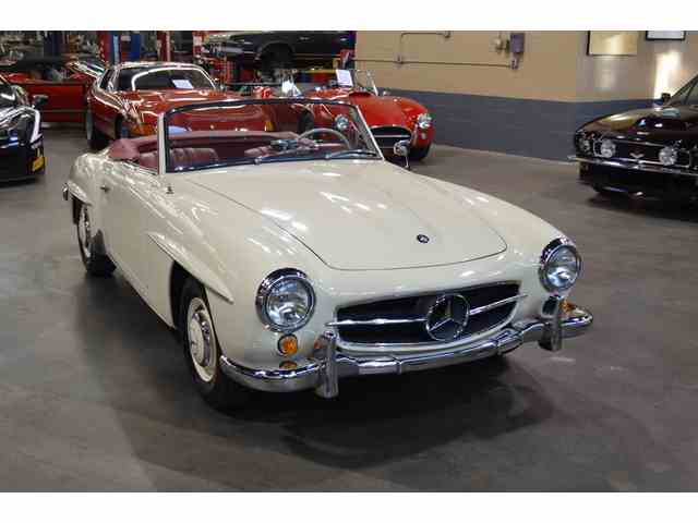 1960 Mercedes-Benz 190SL | 1005412