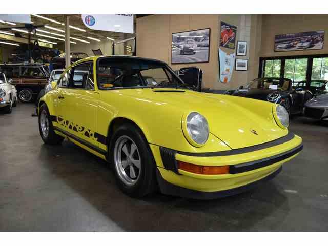 1974 Porsche 911 Carrera 2.7 | 1005417