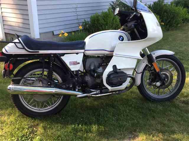 1978 BMW R100RS   1005420