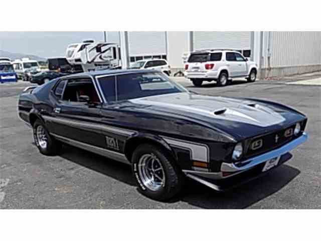 1971 Ford Mustang | 1000543