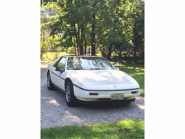 1988 Pontiac Fiero | 1005448