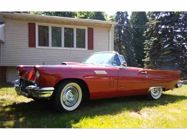 1957 Ford Thunderbird | 1005449