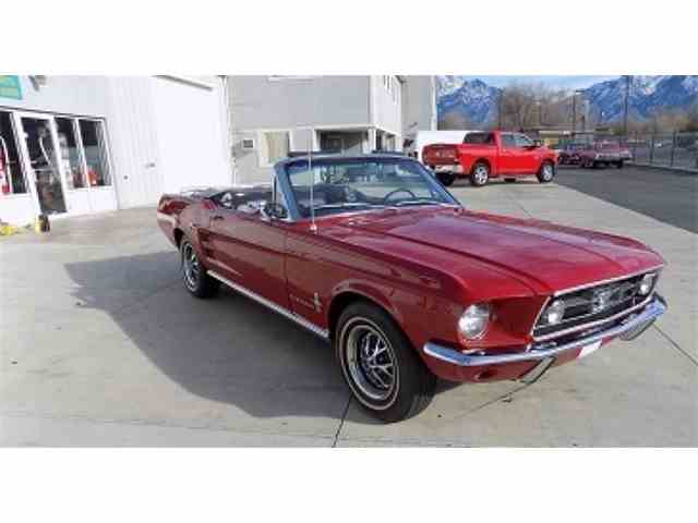 1967 Ford Mustang | 1000545