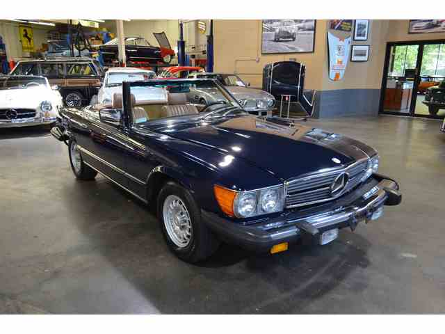 1983 Mercedes-Benz 380SL | 1005455