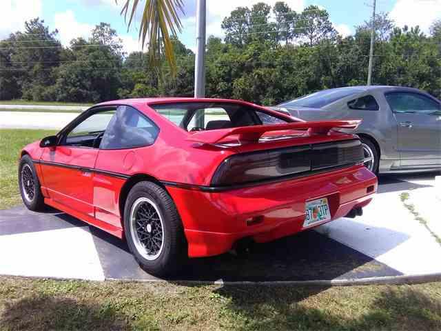1988 Pontiac Fiero | 1005456