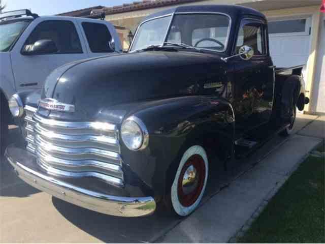 1950 Chevrolet 3100 | 1000546