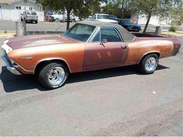 1969 Chevrolet El Camino | 1000547