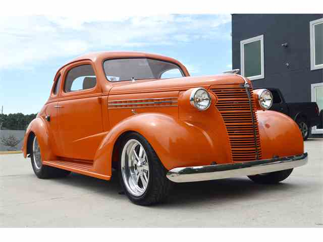 1938 Chevrolet Coupe | 1005471