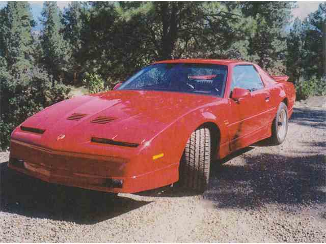 1988 Pontiac Firebird Trans Am GTA | 1005472