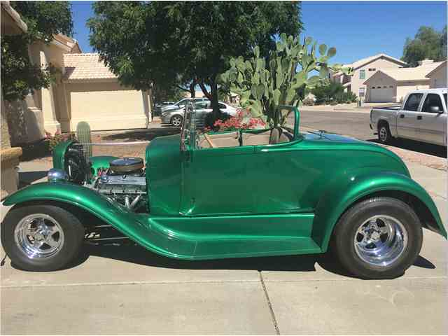 1929 Ford Hot Rod | 1005478