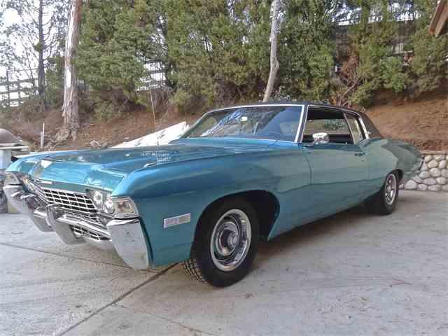 1968 Chevrolet Caprice | 1005486
