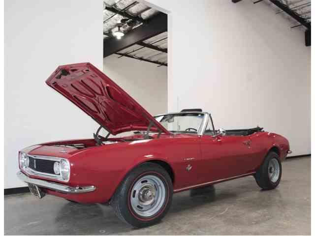 1967 Chevrolet Camaro | 1000549