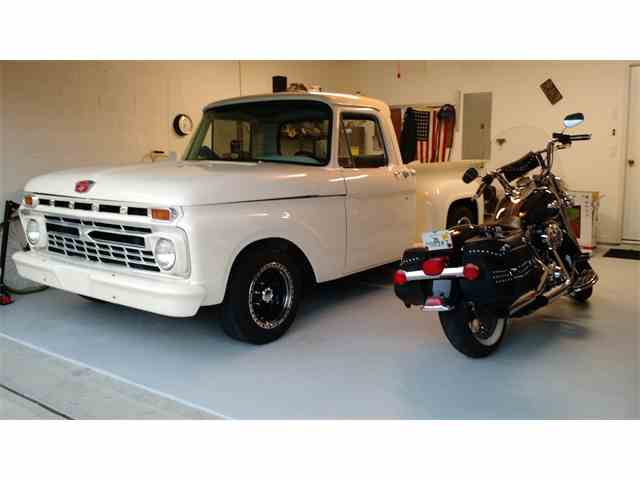 1966 Ford F100 | 1005491