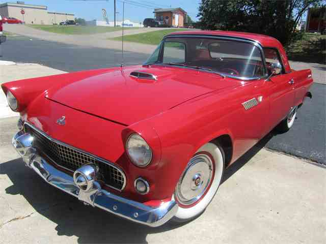 1955 Ford Thunderbird | 1000055