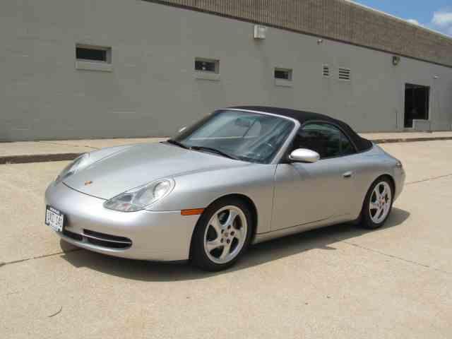 2000 Porsche 911 Carrera | 1005507