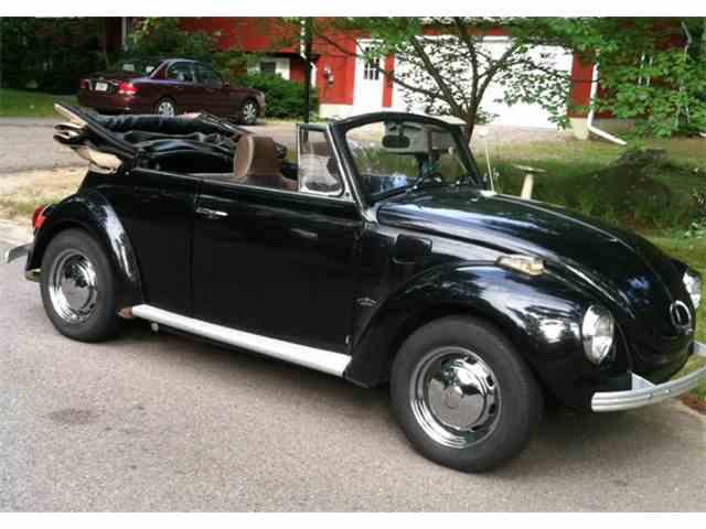 1971 Volkswagen Super Beetle | 1005509