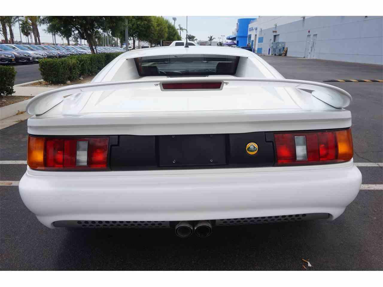 1995 lotus esprit for sale classiccars cc 1005515 photo 8 vanachro Choice Image
