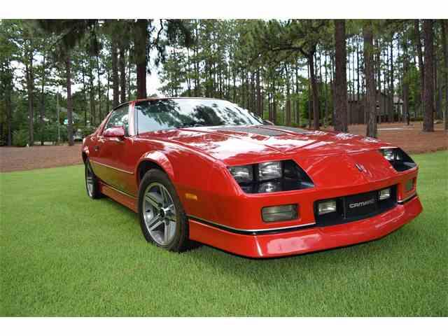 1986 Chevrolet Camaro IROC Z28 | 1005517
