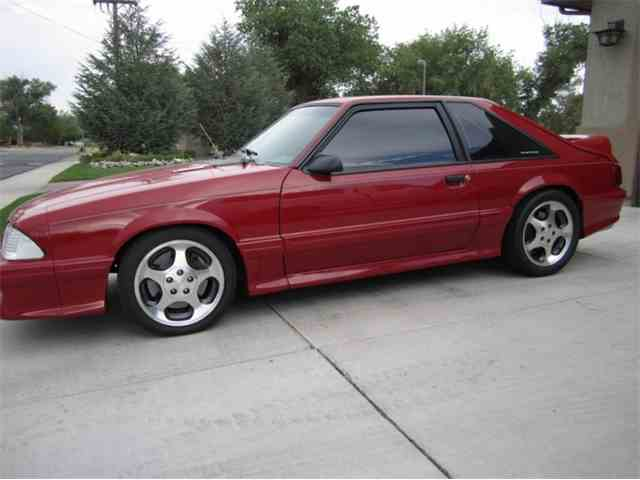 1988 Ford Mustang | 1000552