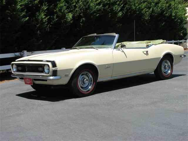 1968 Chevrolet Camaro | 1005520