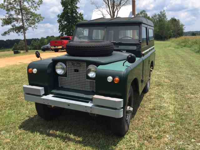 1962 Land Rover Series IIA | 1005522