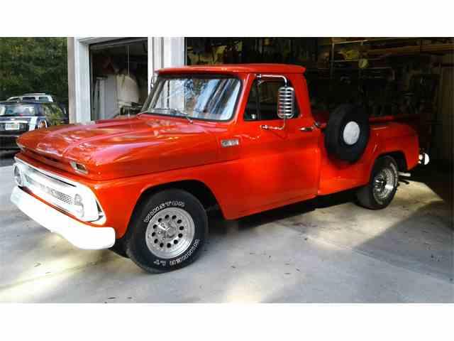 1965 Chevrolet C/K 10 | 1005528