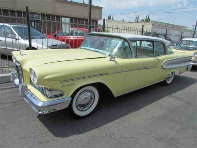 1958 Edsel Citation | 1000553