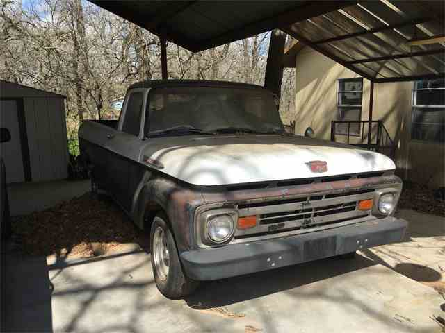 1962 Ford F100 | 1005536