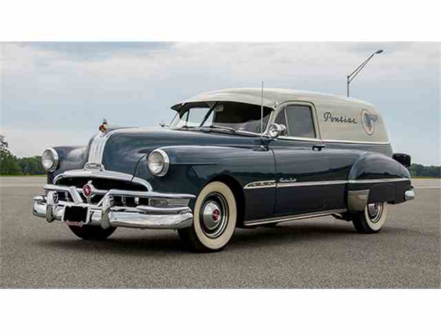 1951 Pontiac Eight Sedan Delivery | 1005568