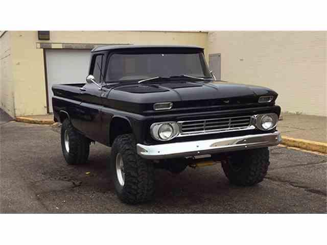1962 Chevrolet K10 4×4 Pickup | 1005583