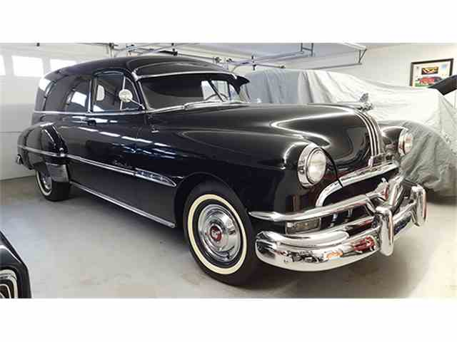 1951 Pontiac Eight Sedan Delivery | 1005611