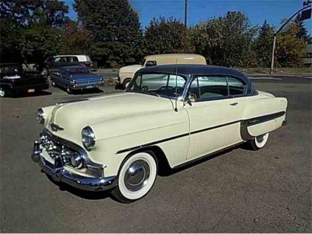 Green Chevrolet Davenport Iowa >> 1953 Chevrolet Bel Air for Sale | ClassicCars.com | CC-967008
