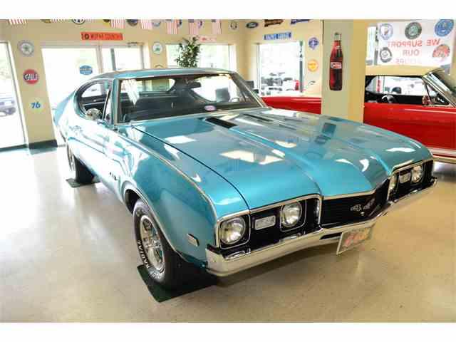 1968 Oldsmobile 442 | 1000562