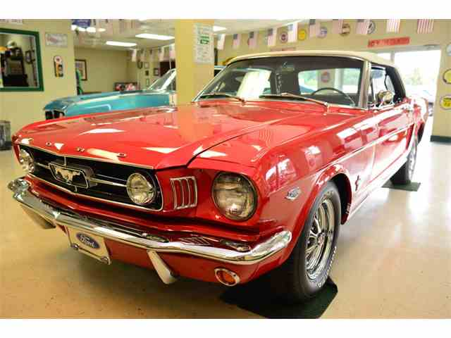 1965 Ford Mustang | 1000564