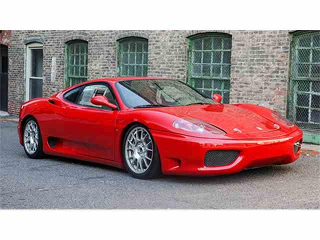 2000 Ferrari 360 Challenge | 1005661