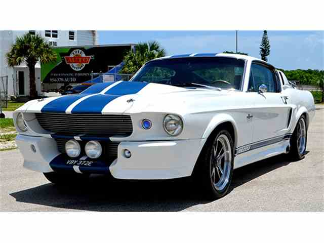 1967 Ford Mustang 'Eleanor' Re-creation | 1005666