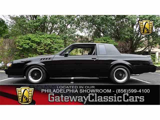 1987 Buick Regal   1005680