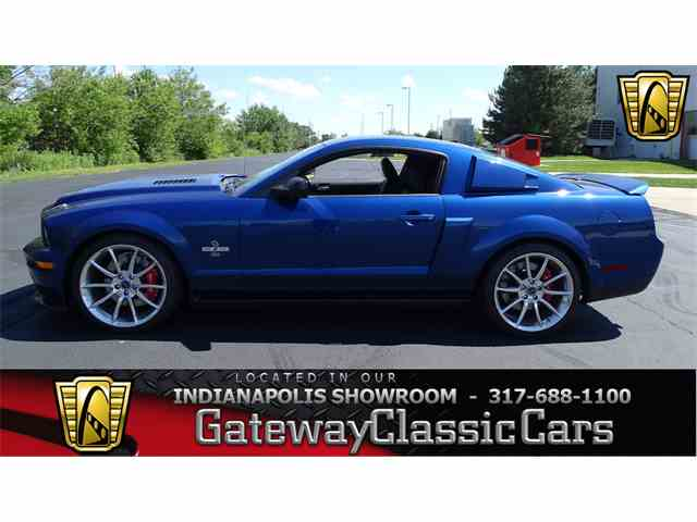 2008 Ford Mustang | 1005684