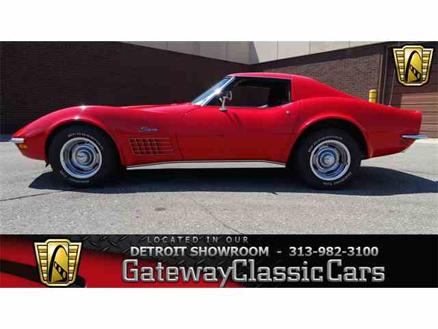 1972 Chevrolet Corvette | 1005694