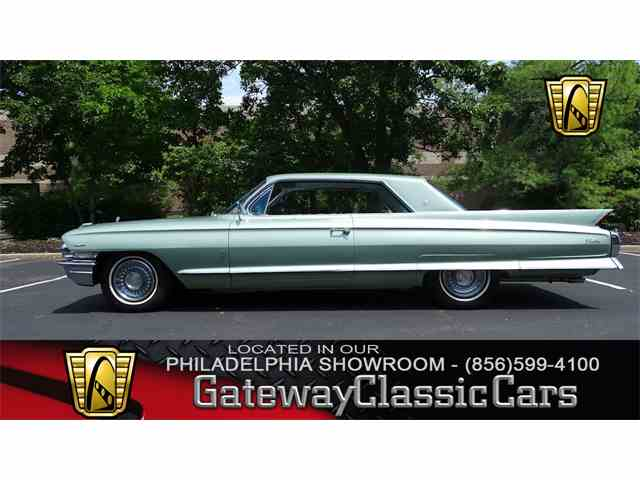 1962 Cadillac DeVille | 1005706