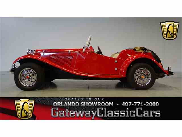 1952 MG TD | 1005707