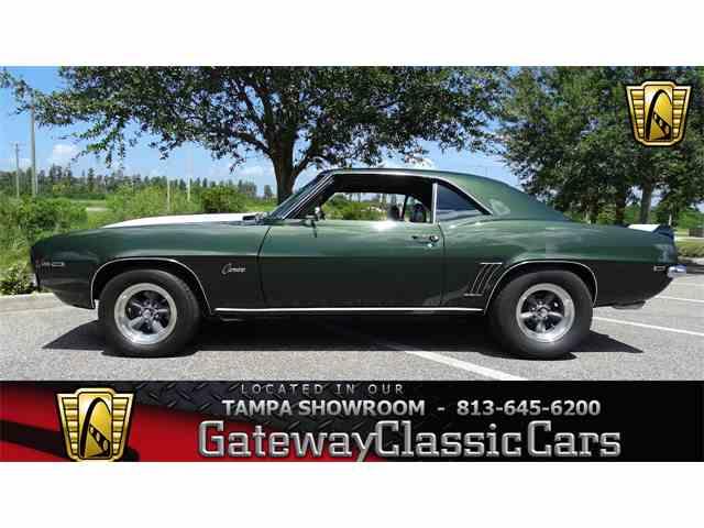 1969 Chevrolet Camaro | 1005720