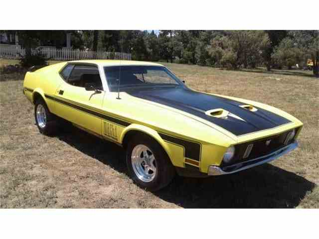 1973 Ford Mustang | 1005727