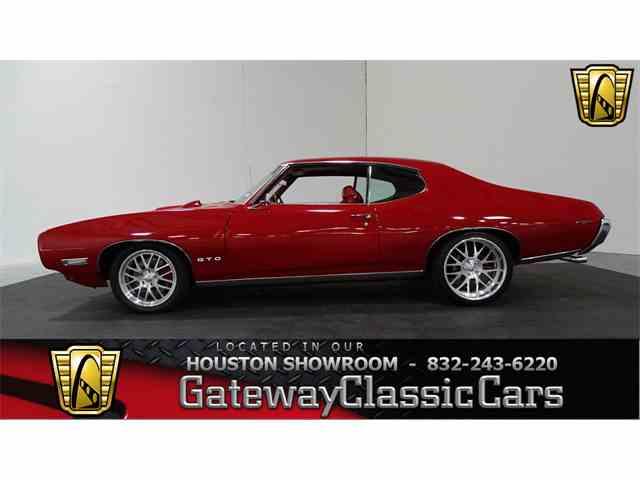 1969 Pontiac GTO | 1005743