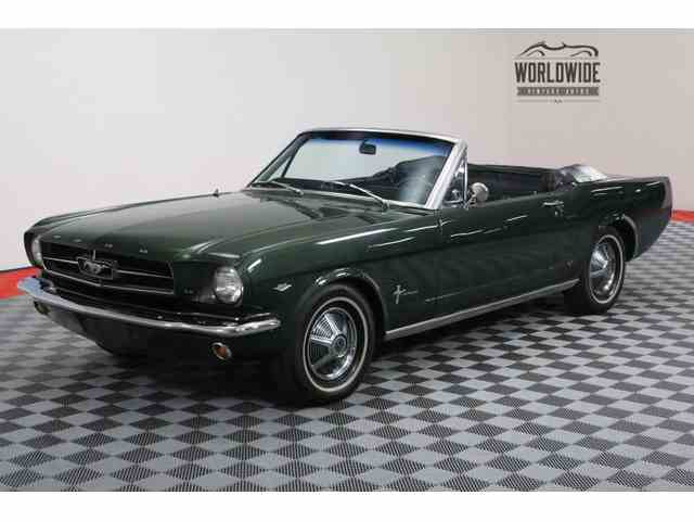 1966 Ford Mustang | 1005744