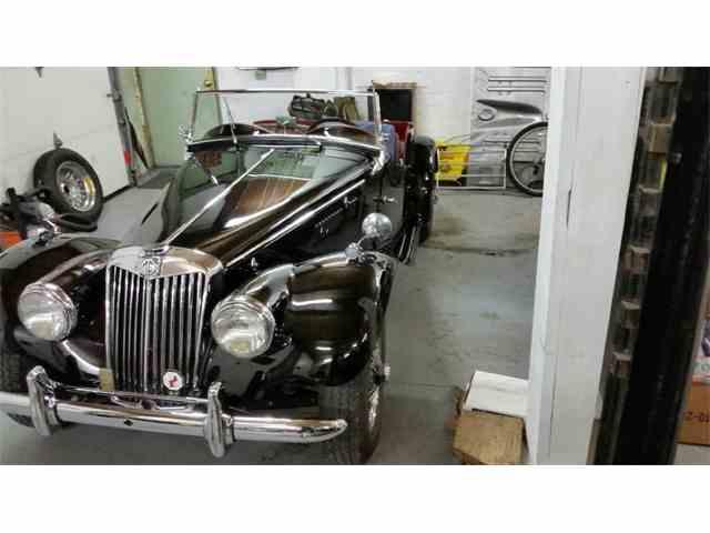1954 MG TF   1005757