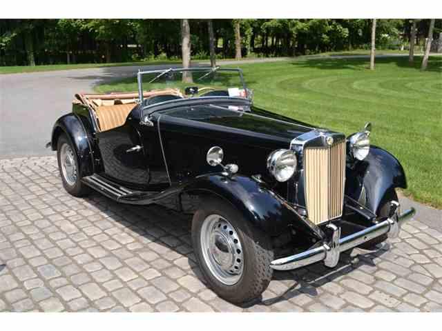 1951 MG TD | 1005758