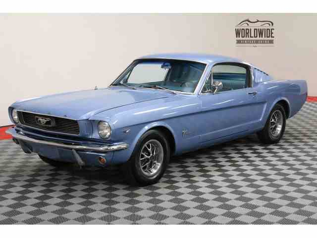 1966 Ford Mustang | 1005759